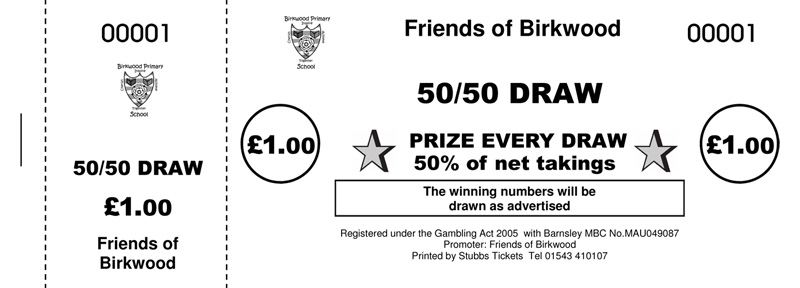 Pin 50 raffle ticket template on pinterest for 50 50 raffle tickets template