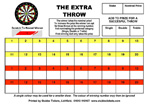 Darts - The Extra Throw